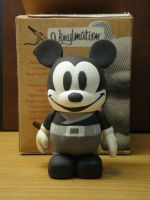 Vinylmation - Two Gun Mickey by LeftHandedMutant