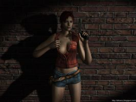 Claire Redfield by AliceCry