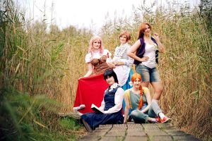 Harvest Moon - Bachelorettes by aco-rea