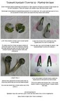 Tsumami Kanzashi Base Tutorial by Arleen