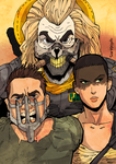 Mad Max - Fury Road by roemesquita