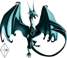 Dragon Thing by ArsFatalis