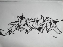 A is for Aerosol by cheshirecan