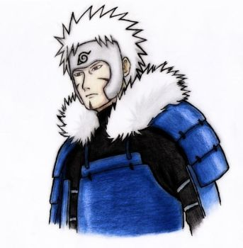 Senju Tobirama by Bleach9