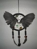 CynicalCrows' Dream Catcher by wolfforce58