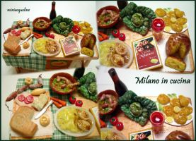 Milano Table by miniacquoline