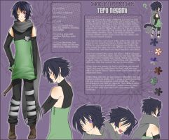 Tero Character Sheet by Kuurin