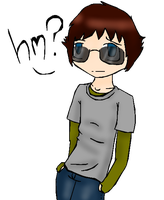 Another Humanstuck Sollux by Tammiikat