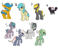 Selling old adopts!! Cheap [open] by redroseadopts