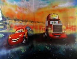 cars2 by ozzone
