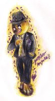 .: -Giftart - Gold94Chica - Fancy- :. by PrideAlchemist7