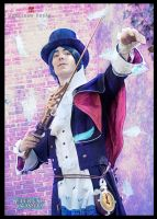 Eternal Sonata  Frederic  Chopin by MixUpCosplay