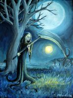 the death and the tree by selenka