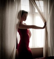 Lady in Red 05 by EngagingPortraits