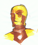 c3po hates colours by greenisagoodboy