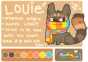 LOUIE ref by RRRAI