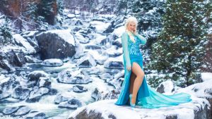 Frozen - That Perfect Girl is Gone by Eli-Cosplay