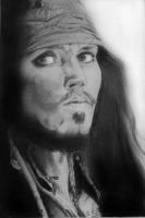 Jack Sparrow by IsabelIntangible