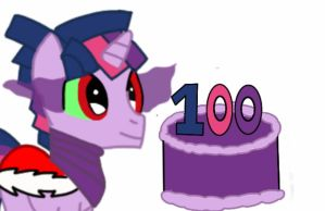 100 deviations by darkduskshine