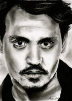 Johnny Depp by Frenchtouch29