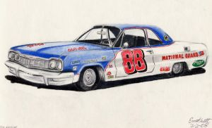 C.O.Y- Dale Earnhardt Jr. by ImfamousE