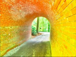Tunnel HDR by thefusa