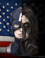 Captain America: The Winter Soldier by N-City
