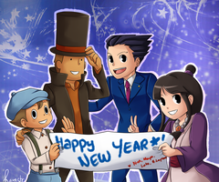 PL VS AA: Happy New Year by ozamham