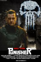 Punisher: War Zone  Poster 1 by policegirl01