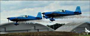 The Blades Take off / FAS 2012 by Somebody-Somewhere
