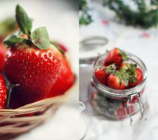 Like Strawberries in the Summertime by cloduy
