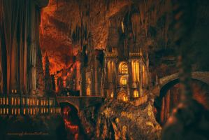 Splendor of Moria by annewipf