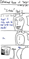(DHOWTF) Infected (Part 1) by ArceusOpener