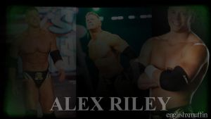 Alex Riley Background by englishxmuffin