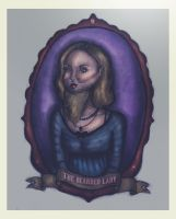 The Bearded Lady by ChroniclesOfKate