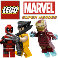 LEGO Marvel Super Heroes v3 by POOTERMAN