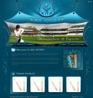KNA Sports by: c-tech by WebMagic