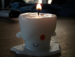 Litwick candle by Eyeheartz0rd