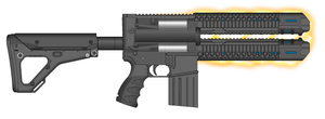 POD Rifle by Ghost17XD