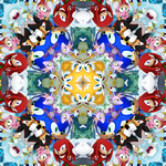 Sonic the Hedgehog - Kaleidoscope by Ibrahim77x
