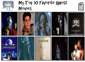 MM13's Ghost Movies. by monstermaster13