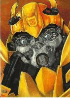 Bumblebee PSC by orphanshadow