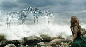 Water horses by megan7