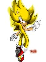 Super Sonic by AceArtz1001