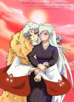 Sesshomaru and Yuki ( COMMISSION ) by Jojofanart
