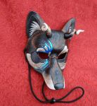 Demon Wolf Mask V1 by merimask