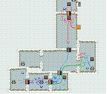 Basalt Halls Map Pages 8-9 by byona