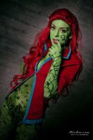 Cosplay - Poison Ivy  (Arkham City) by Nagy-May