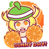 SUNNY DAY~! by Combotron-Robot