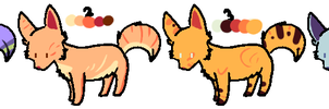 Canine Adoptables :OPEN: by IceAdopts